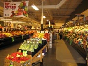 Produce Department - King Kullen Supermarket